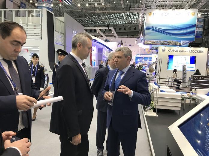 Миниатюра для: Правительство Новосибирской области заключило концессионное соглашение по строительству четвёртого моста