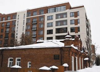 «Объект года» в сфере жилой недвижимости 2017— ЖК MilkHouse