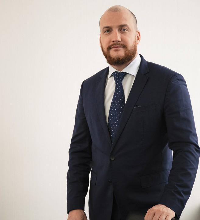 Дивизионный директор УК «Альфа-Капитал» по Сибири и Дальнему Востоку ЮРИЙ АФАНАСЬЕВ