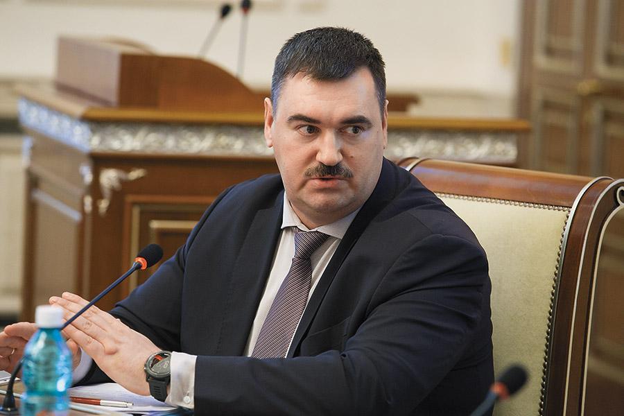 Заместитель директора департамента оперативного контроля и управления в электроэнергетике минэнерго РФ Алексей Храпков