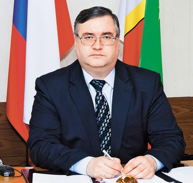 Владимир Смирнов, глава администрации Татарского района Новосибирской области