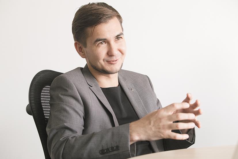 «Персона года-2017» в сфере строительства — Динар Зарипов