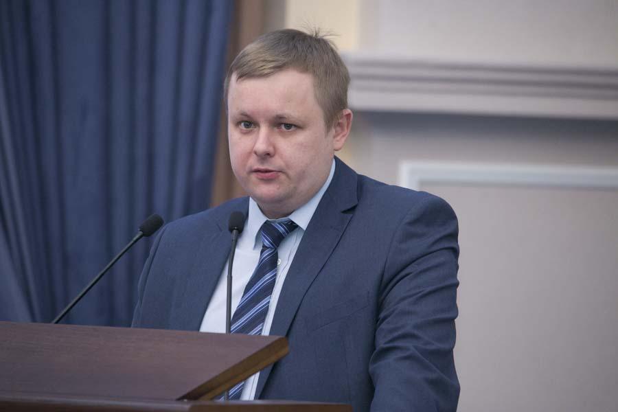 Руководитель направления отдела по работе с малым и микробизнесом банка «Глобэкс» Владимир Шатров