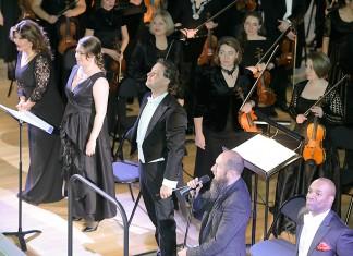 Россини, Мединский и Кехман в одном концерте