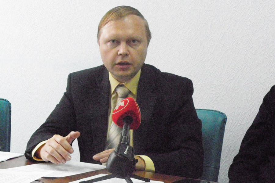 Президент союза транспортников, экспедиторов и логистов Сибири Сергей Максимов