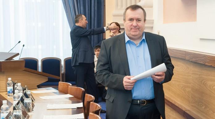 Сергей Боярский ушел из правительства НСО