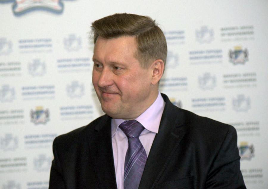 Анатолий Локоть о рассказал журналистам о будущих выборах