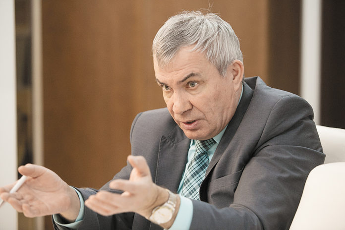 Миниатюра для: «Без развития университета не будет развития Академгородка»