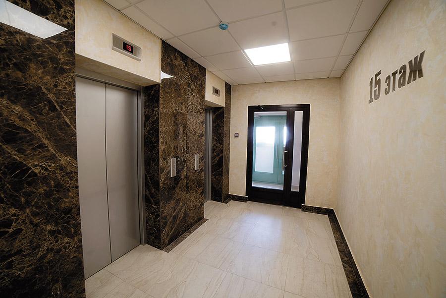 Жилой комплекс «Дождь»:  бизнес-класс в центре Новосибирска - Фото