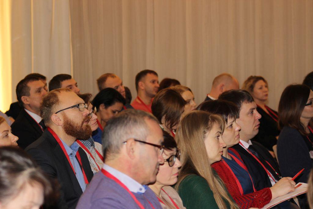 Участникам мероприятия рассказали о новых инструментах в банковской сфере