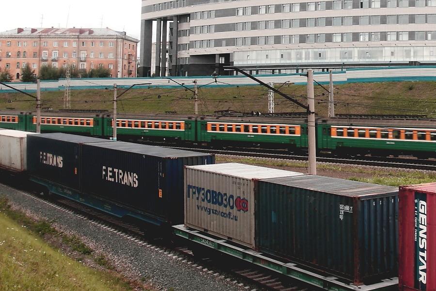 Первые поезда-экспрессы сзерном были отправлены изНовосибирской области