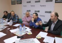 Новосибирские общественники развернули программу бурной деятельности на 2018 год