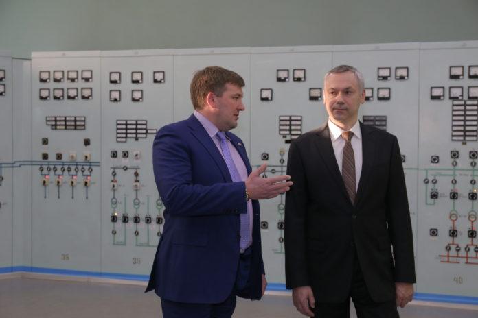 Миниатюра для: Объекты теплоэнергетики Новосибирска отданы в концессию