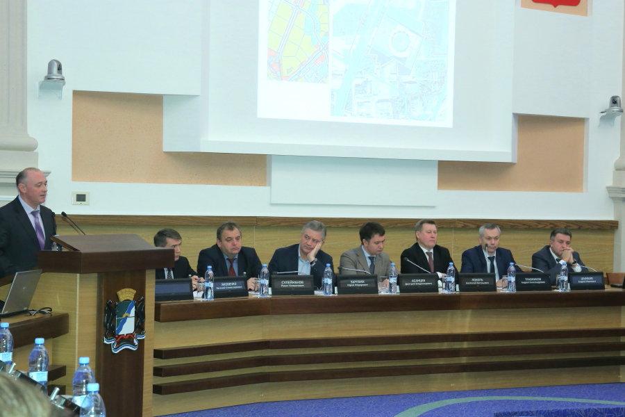 Новый ЛДС вНовосибирске начнут строить засчет бюджета