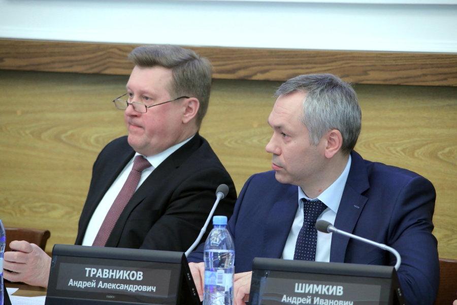 Новосибирские власти и народные избранники договорились оплощадке под новый ЛДС