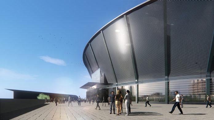 Миниатюра для: Где в Новосибирске будет построен ледовый дворец спорта?