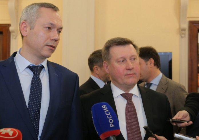 Миниатюра для: Анатолий Локоть сделал заявление по выборам губернатора Новосибирской области