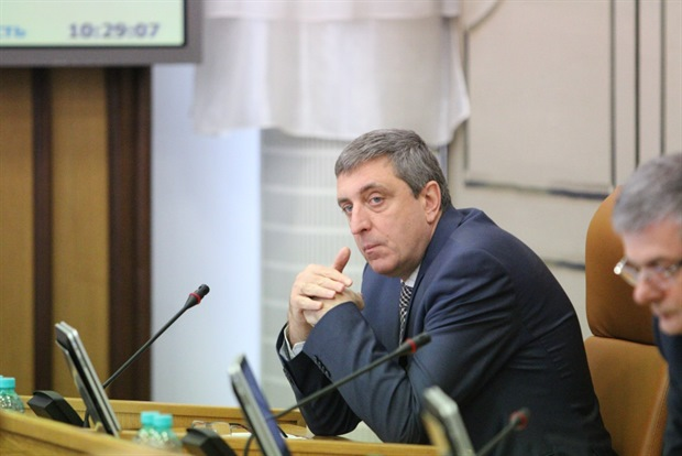 Прошлый зам Акбулатова перешел наработу в руководство
