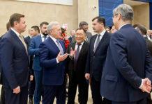 Александр Усс и Шолбан Кара-оол