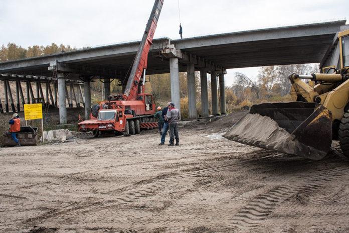 Строительство восточного объезда в Новосибирске будет возобновлено