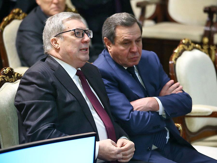 Виктор Толоконский и Владимир Городецкий