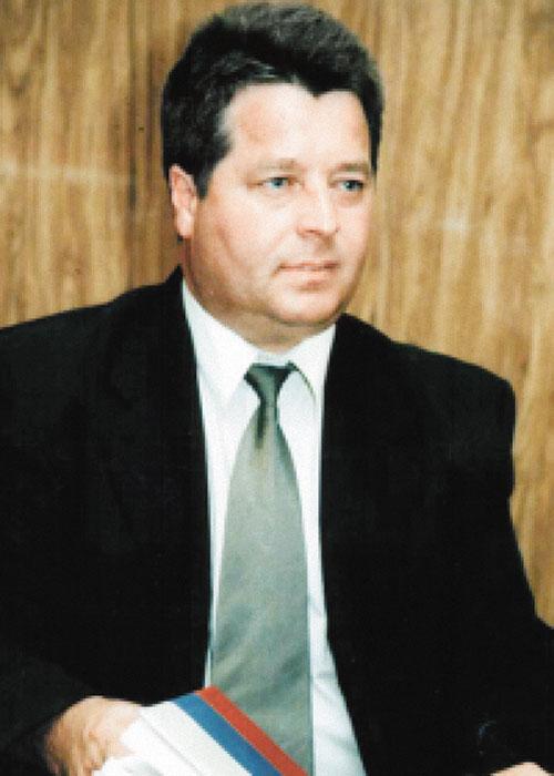 Александр Артемченко, глава Чулымского района НСО