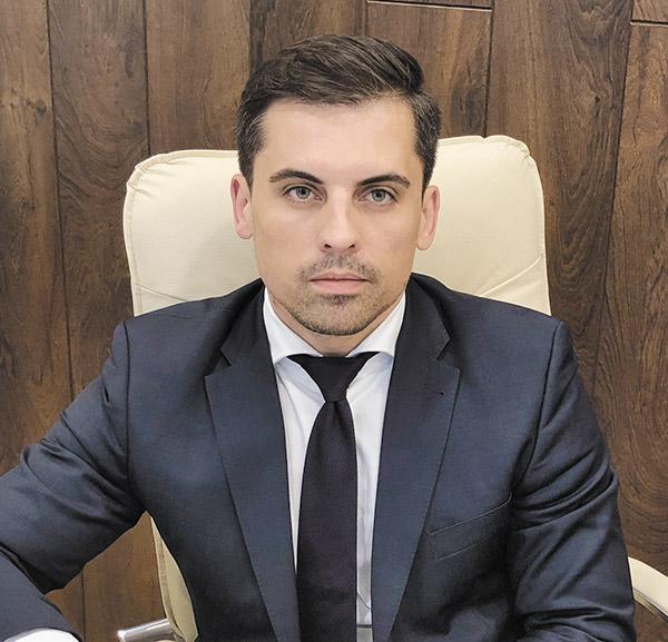 Евгений Шеин, заместитель управляющего филиалом Абсолют Банка в Новосибирске