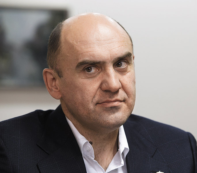 Игорь Белокобыльский, генеральный директор ГК «Стрижи»
