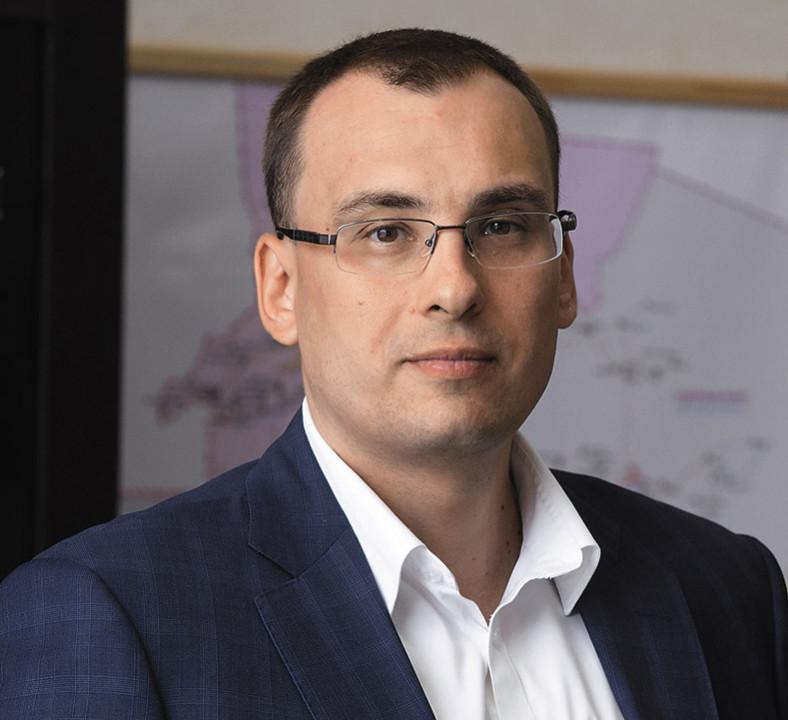 Иван Сидоренко, директор ГК «Энергомонтаж»