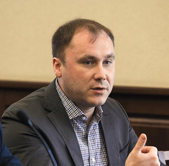 Кирилл Покровский, директор по коммерции и развитию ООО «ДСК КПД-Газстрой»