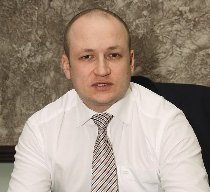 Станислав Тишуров, директор Новосибирского регионального филиала АО «Россельхозбанк»