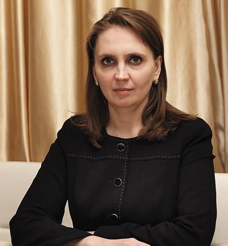 Наталья Новичонок, начальник управления по работе с партнерами и ипотечного кредитования Новосибирского отделения ПАО Сбербанк