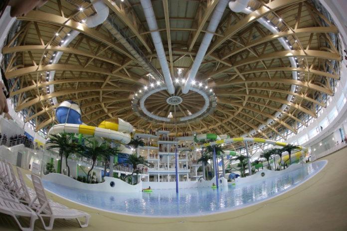 Миниатюра для: Новосибирская компания планирует построить аквапарк в Саратове