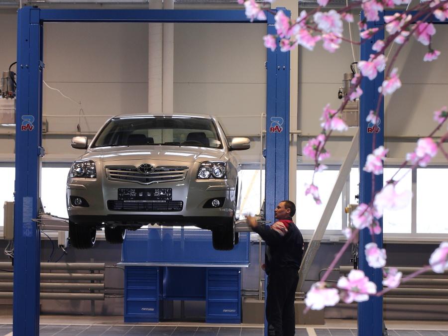 Лидерами ростовского рынка подержанных авто стали русские марки