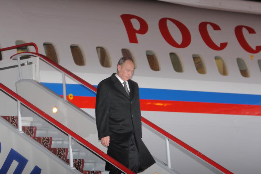 Стала известна дата визита Путина вКрасноярск