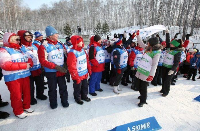 Миниатюра для: В Новосибирске завершился 3-й этап Кубка Анны Богалий по биатлону