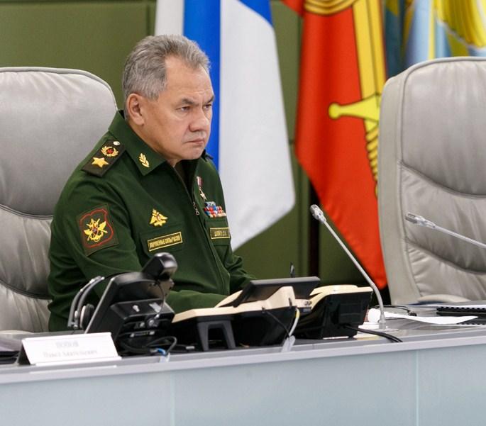 Шойгу проверит военную инфраструктуру вТуве иХакасии