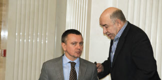 Брюханов, Женов