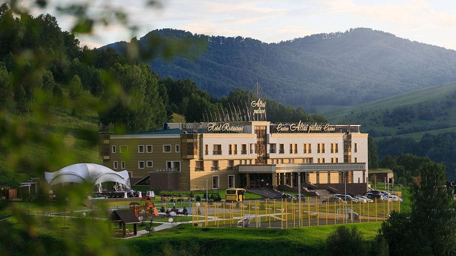 Арт-отель Altai Palace