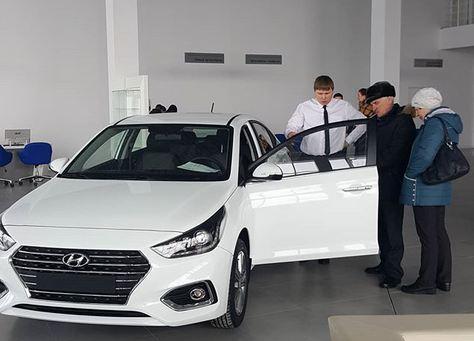 Миниатюра для: Hyundai назначает третьего официального дилера в Омске