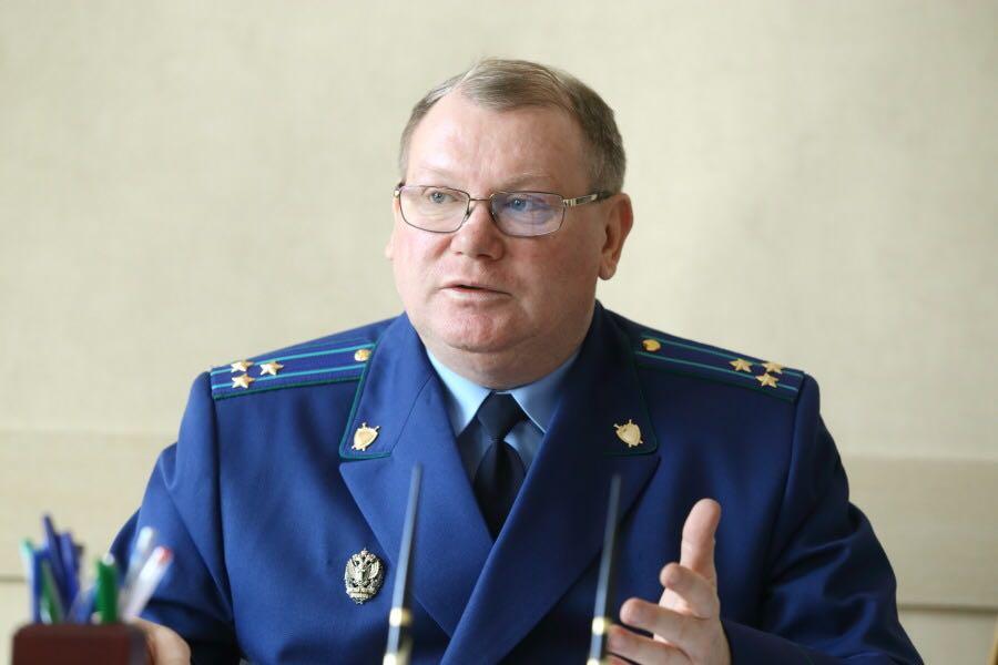 Природоохранный прокурор НСО: «Мы решаем проблемы, которые касаются каждого» - Изображение