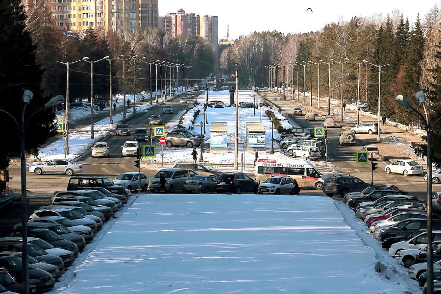 Новые светодиодные осветительные приборы появятся намагистралях Новосибирска