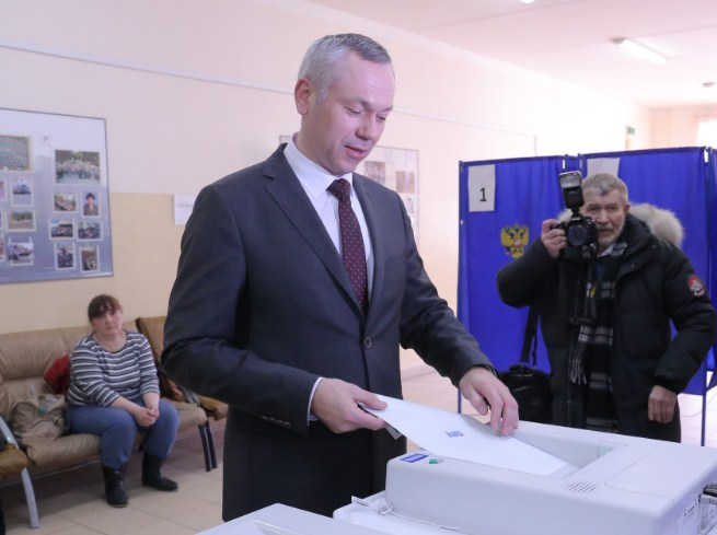 Миниатюра для: Андрей Травников высказался по поводу предстоящих выборов губернатора Новосибирской области