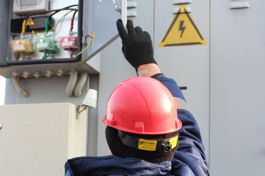 Специалисты АО «РЭС» пристально отслеживают потребление электроэнергии