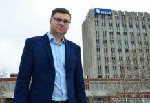 Начальник лаборатории охраны окружающей среды Новосибирского завода химконцентратов ИВАН ПИЛЬЧИК