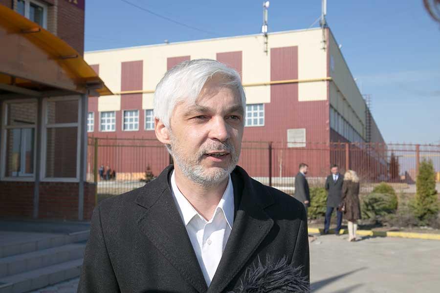 Директор «ЛИКОЛОРА» Александр Портнов