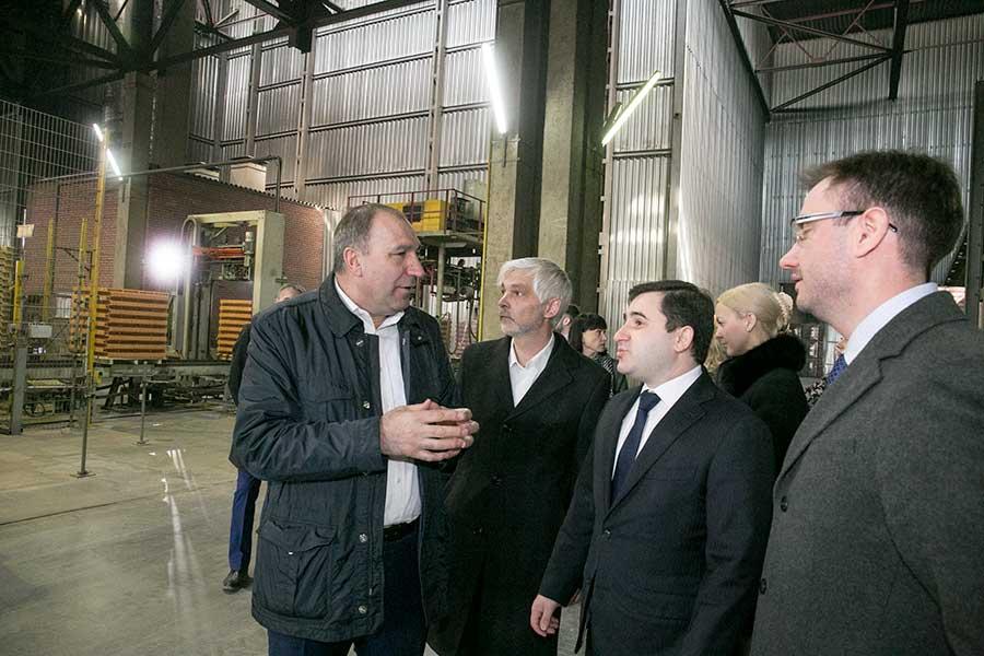 Новосибирский завод по производству керамического облицовочного кирпича «ЛИКОЛОР»