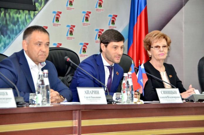 Миниатюра для: Председатель кузбасского парламента уступил место Аману Тулееву