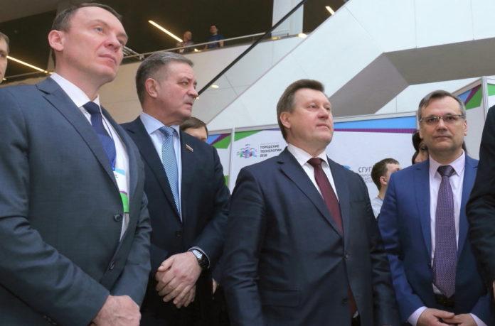 Миниатюра для: Анатолий Локоть высказался о предстоящих выборах губернатора Новосибирской области
