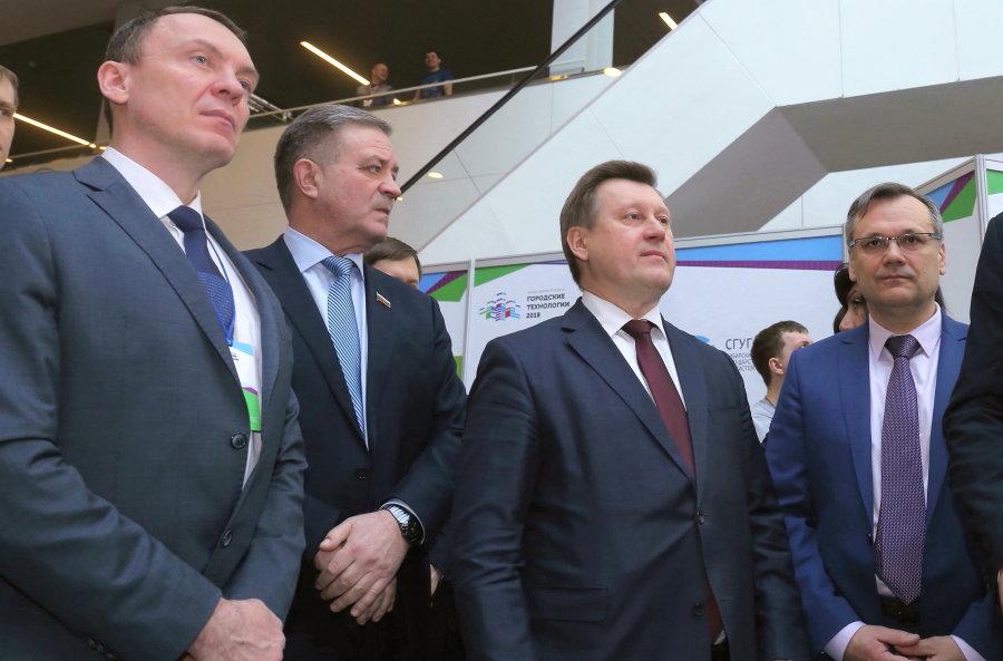 ВНовосибирске ожидают важных заявлений главы города врамках форума «Городские технологии»
